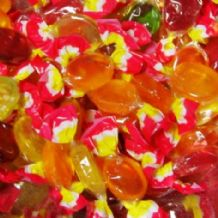 Fruit Drops Sweets 100g